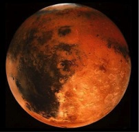 """There were once two planets"" - Martian Chronicles for the Anthropocene   (1/2)"